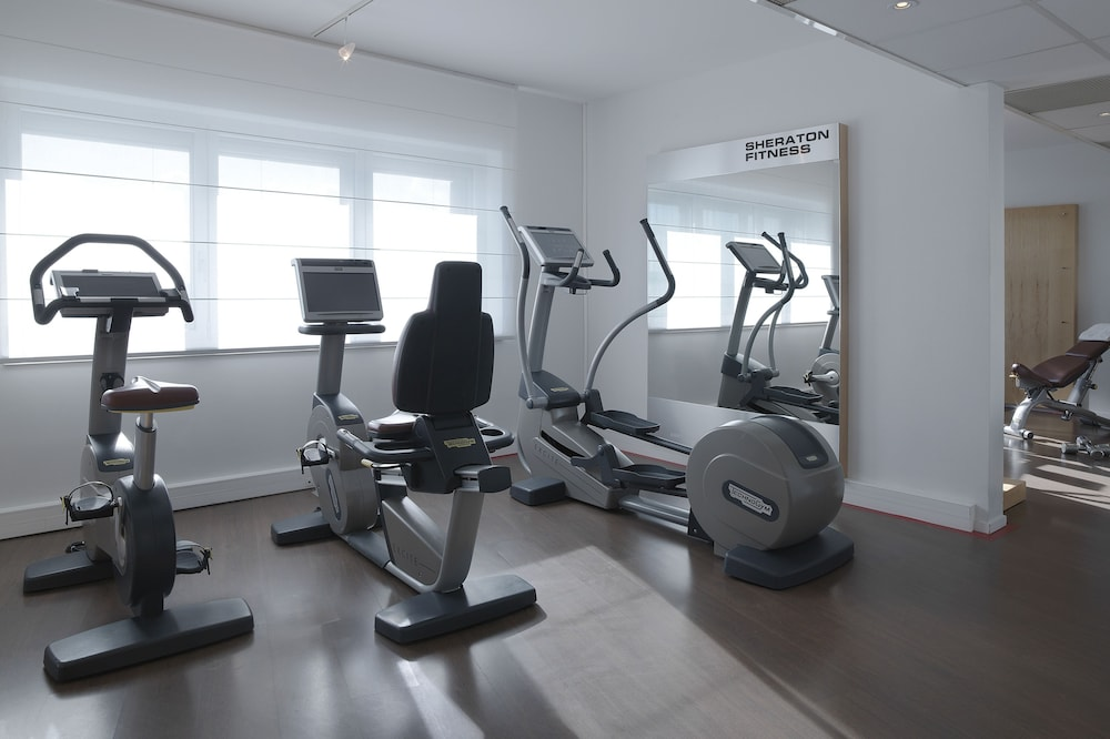 Fitness Facility, Sheraton Paris Airport Hotel & Conference Centre