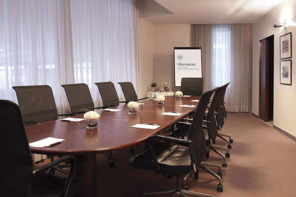 Meeting Facility, Sheraton Paris Airport Hotel & Conference Centre