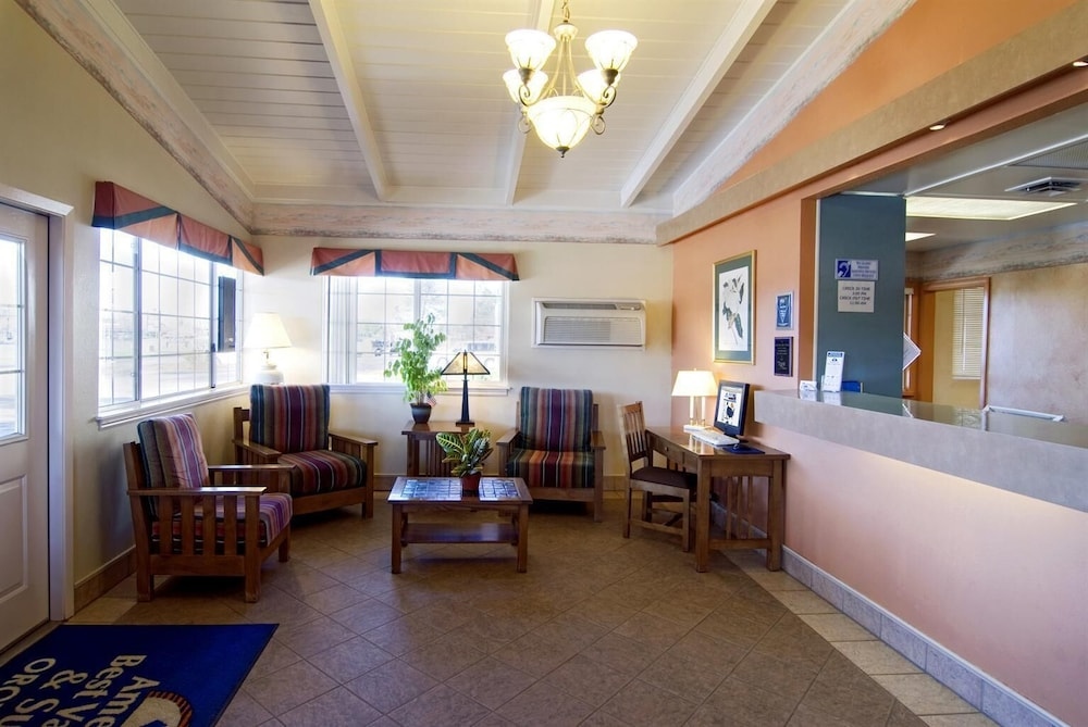 Lobby, Americas Best Value Inn & Suites Oroville