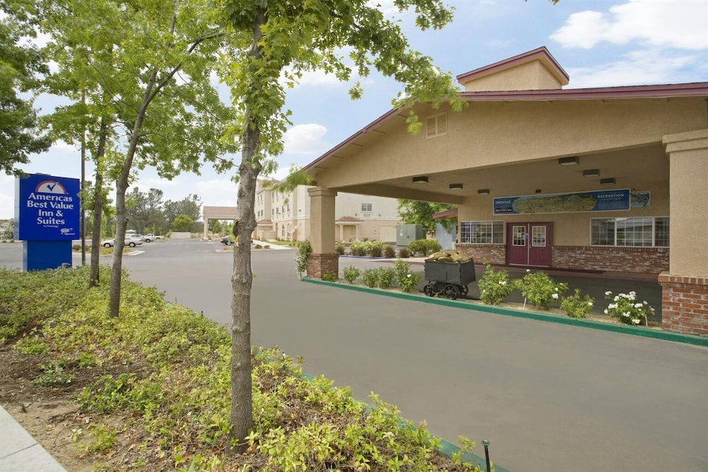Exterior, Americas Best Value Inn & Suites Oroville