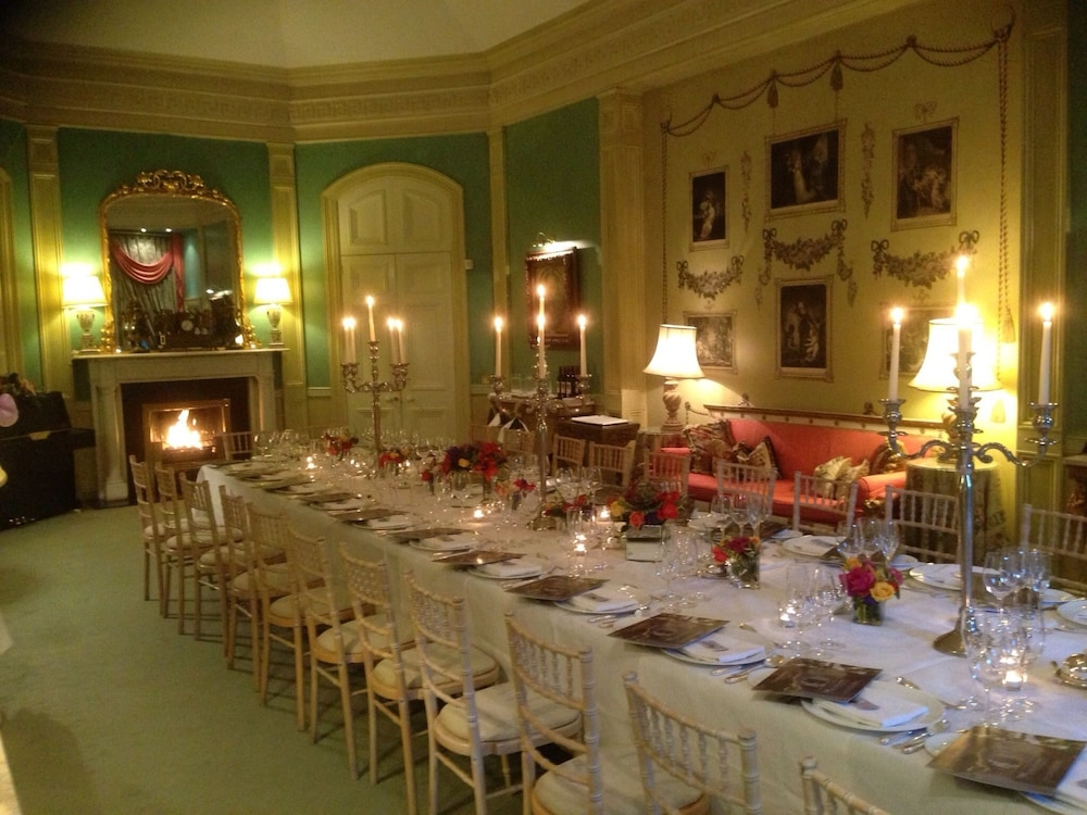 Dining, Marlfield House