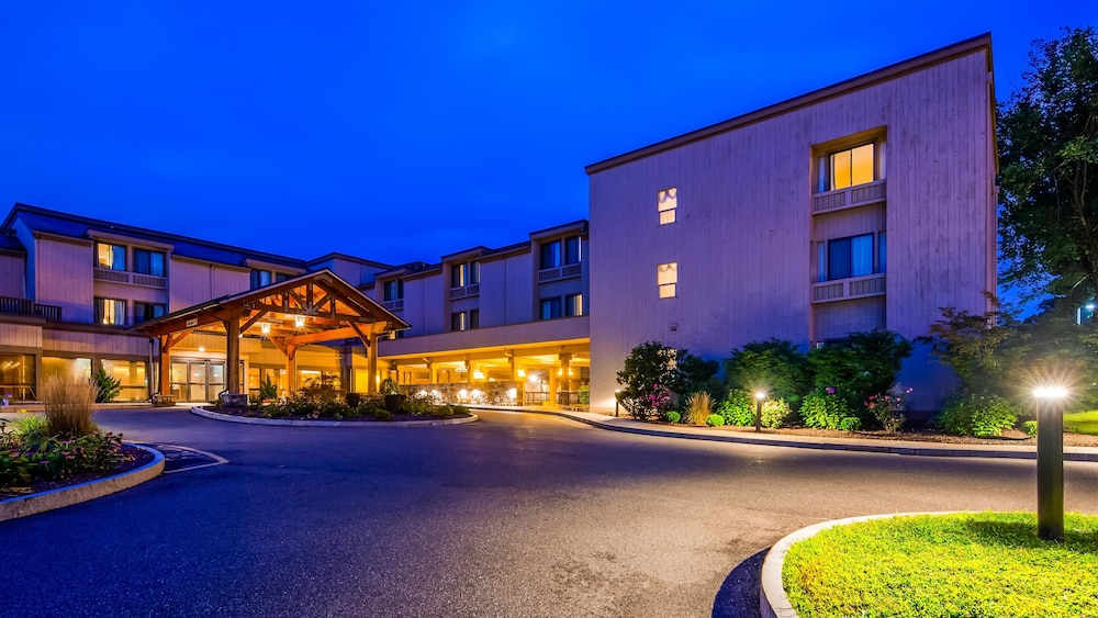 Exterior, Heritage Hotel, Golf, Spa & Conference Center, BW Premier Collection