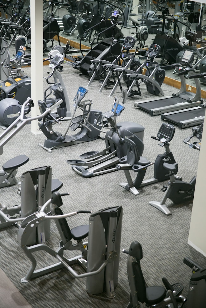 Gym, Heritage Hotel, Golf, Spa & Conference Center, BW Premier Collection