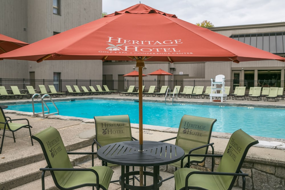 Heritage Hotel Golf Spa Conference Center Bw Collection In Danbury Hotel Rates Reviews