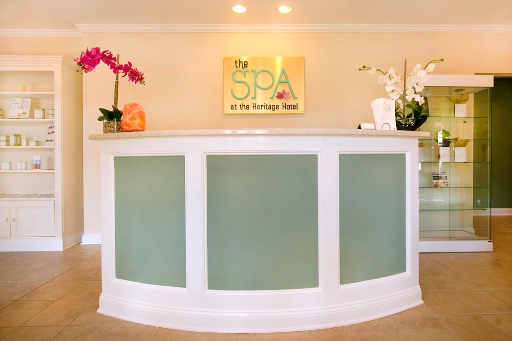 Spa Reception, Heritage Hotel, Golf, Spa & Conference Center, BW Premier Collection