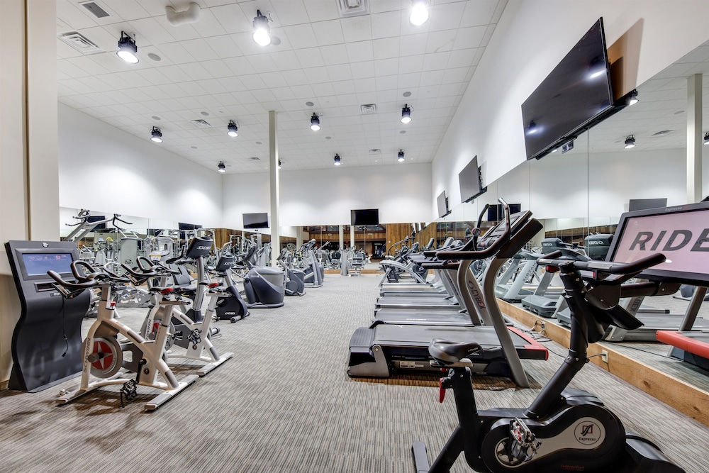 Fitness Facility, Heritage Hotel, Golf, Spa & Conference Center, BW Premier Collection