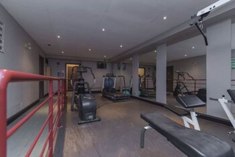 Fitness Facility, Buffalo Mountain Lodge