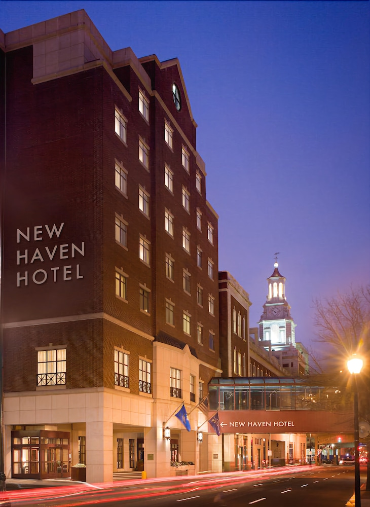 New Haven Hotel George Street