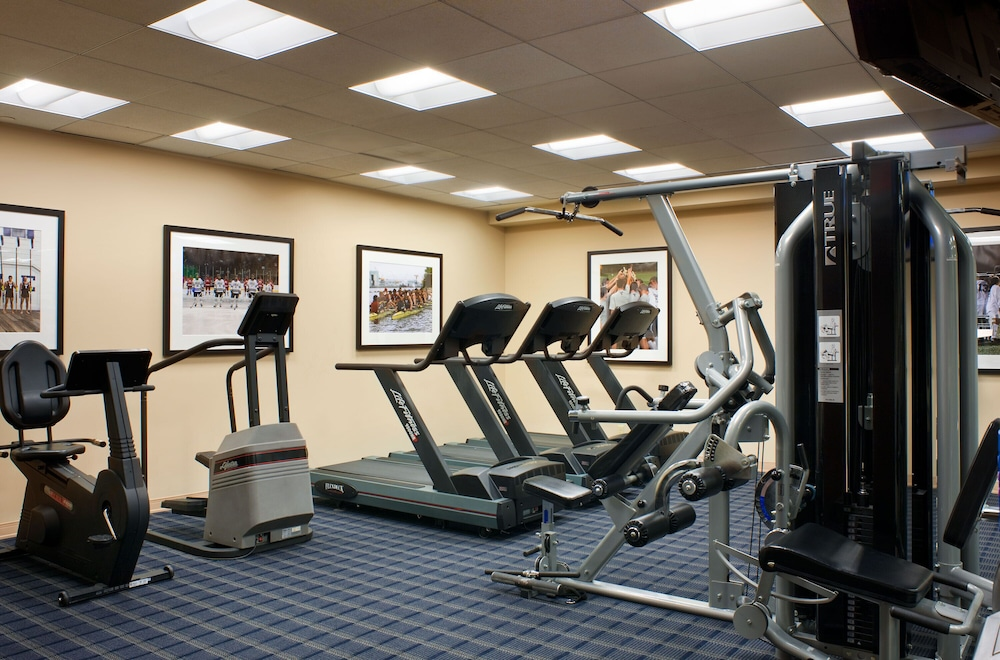 Fitness Facility, New Haven Hotel