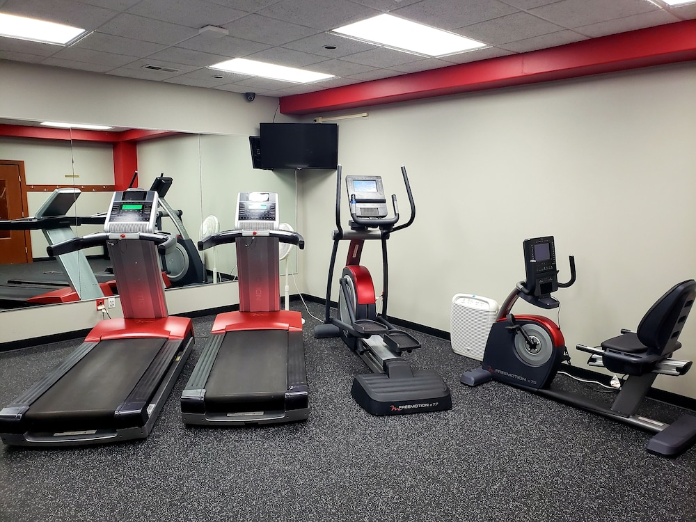Fitness Facility, The Boulevard Inn & Bistro