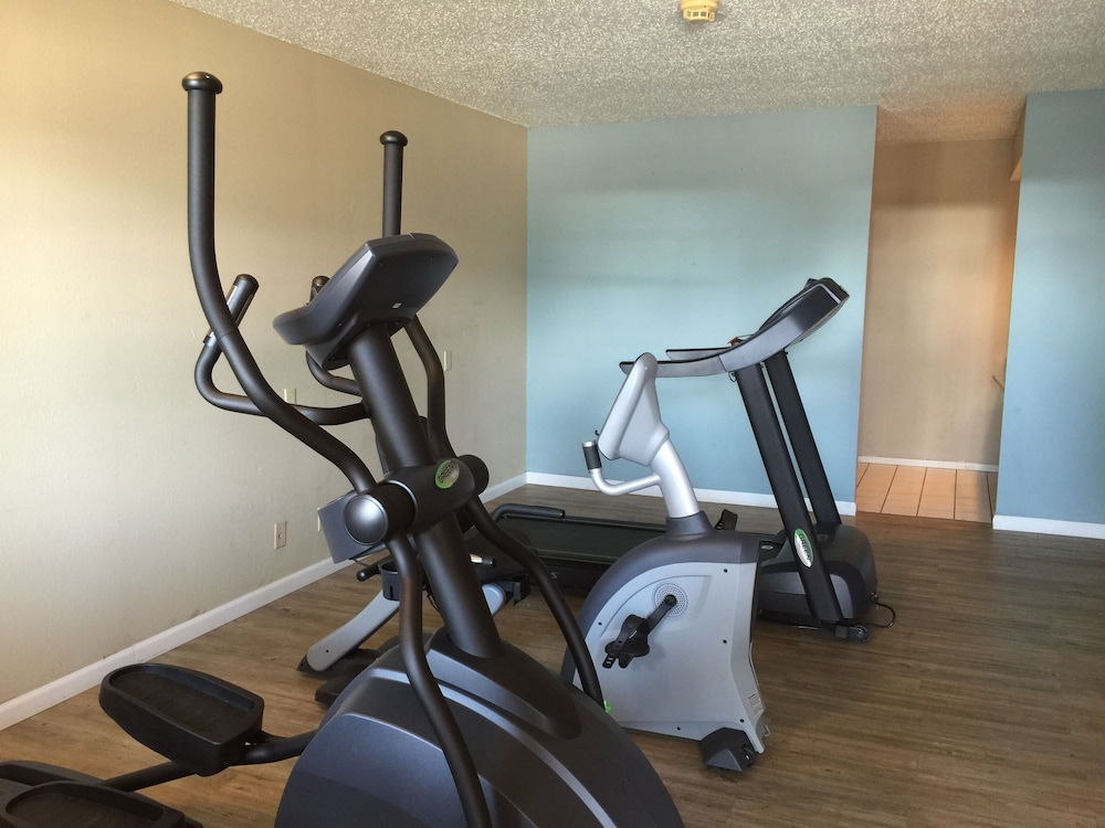 Fitness Facility, Inn of the Conchos