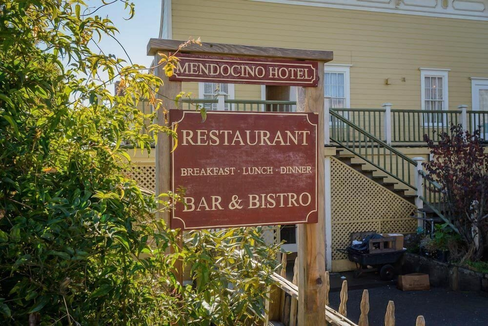 The Mendocino Hotel And Garden Suites In Mendocino Hotel Rates Reviews On Orbitz
