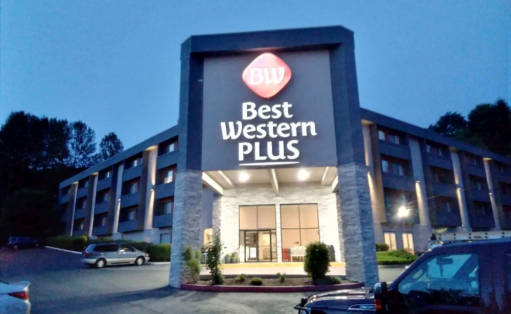 Exterior, Best Western Plus Renton Inn