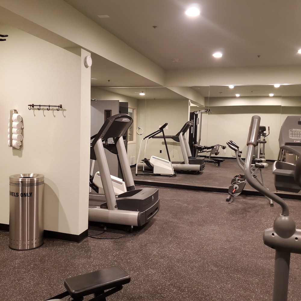 Gym, Best Western Plus Renton Inn