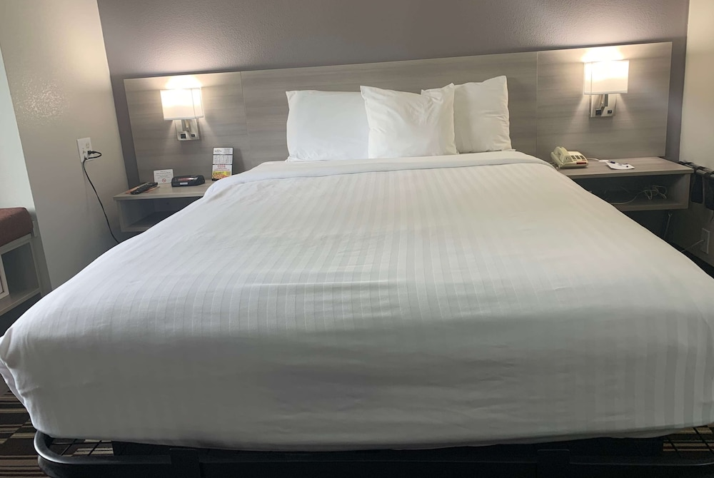 Room, Microtel Inn by Wyndham Charlotte Airport