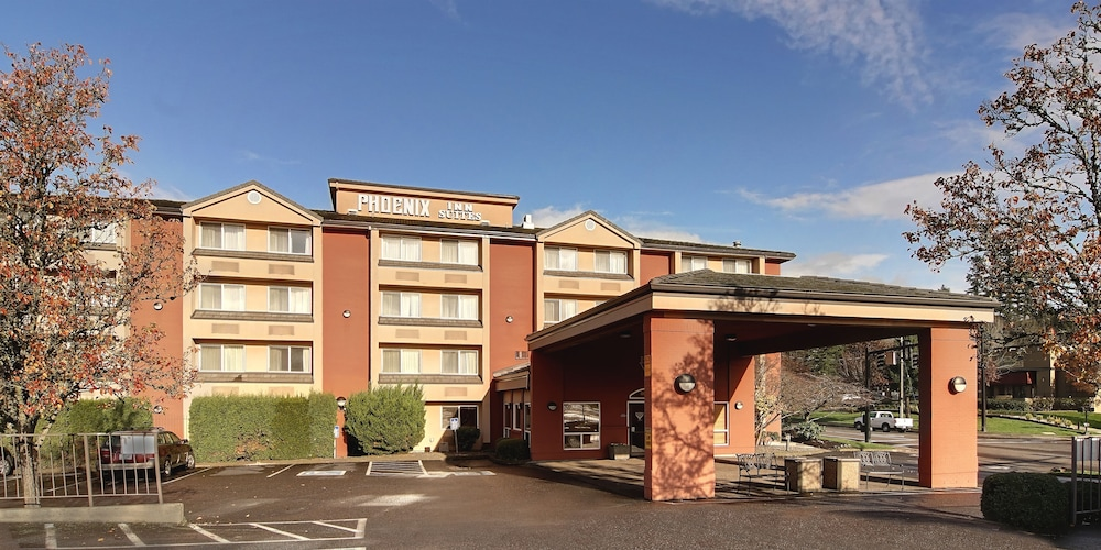 Front of Property, Phoenix Inn Suites - Lake Oswego