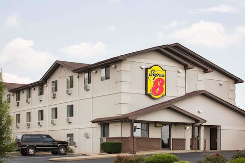 Check Expedia for Availability of Super 8 by Wyndham Lexington VA