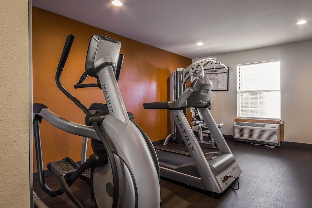 Fitness Facility, Comfort Inn