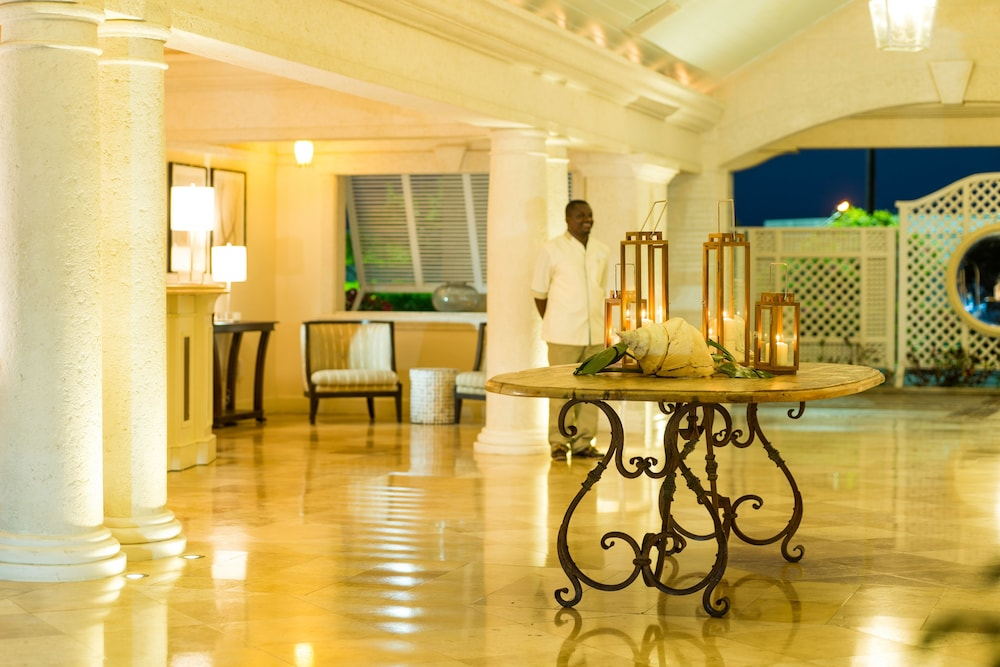 Interior Entrance, The Sands at Grace Bay