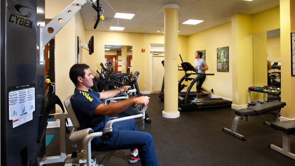 Fitness Studio, The Sands at Grace Bay
