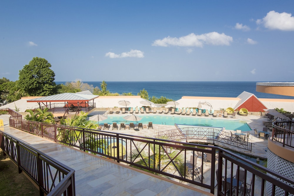 Property Grounds, Le Grand Courlan Spa Resort