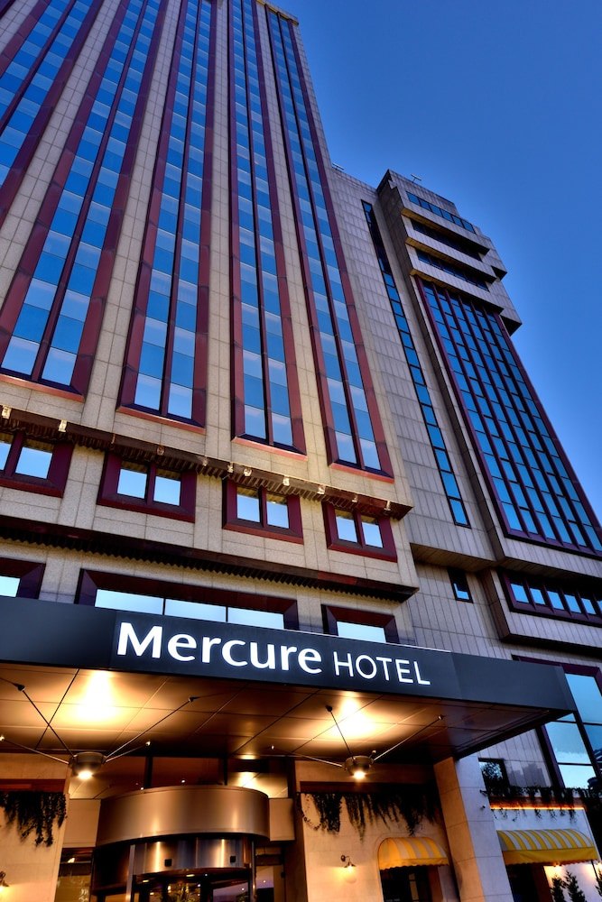 Front of Property, Mercure Istanbul The Plaza Bosphorus