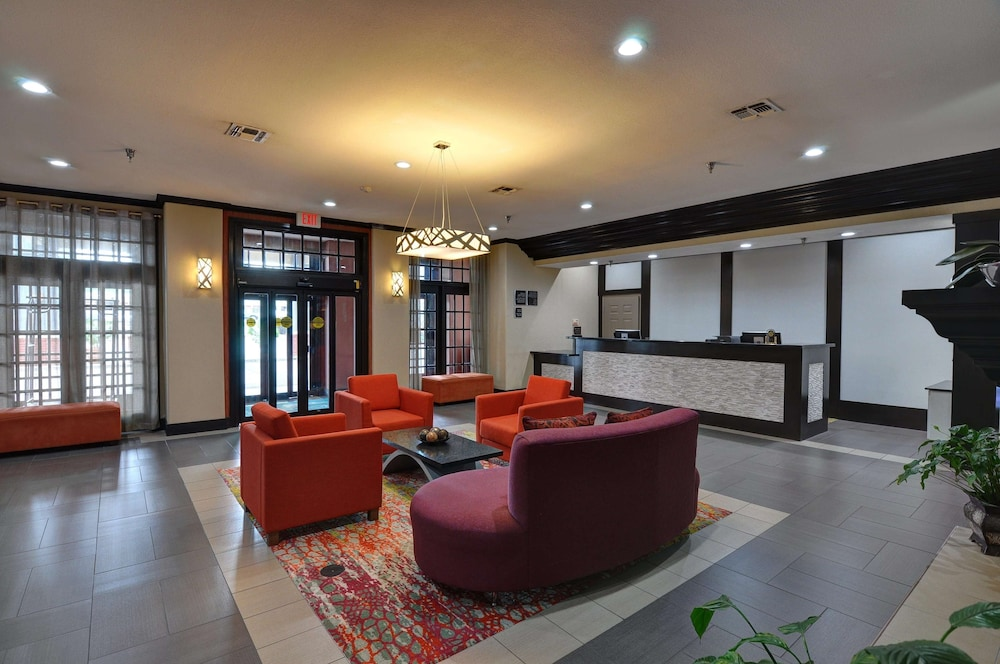 Lobby, Homewood Suites by Hilton Longview