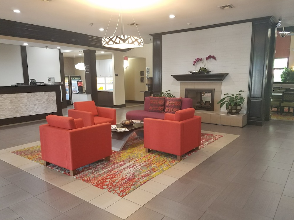 Lobby Sitting Area, Homewood Suites by Hilton Longview