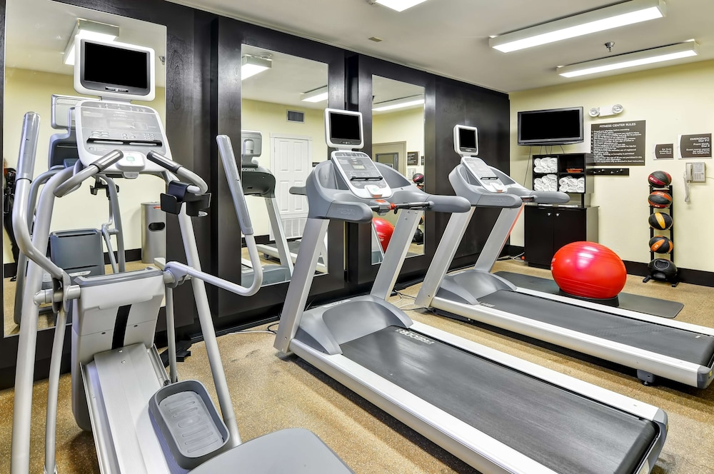 Fitness Facility, Homewood Suites by Hilton Longview