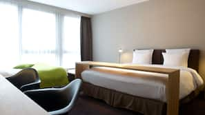 In-room safe, soundproofing, free cots/infant beds, free WiFi