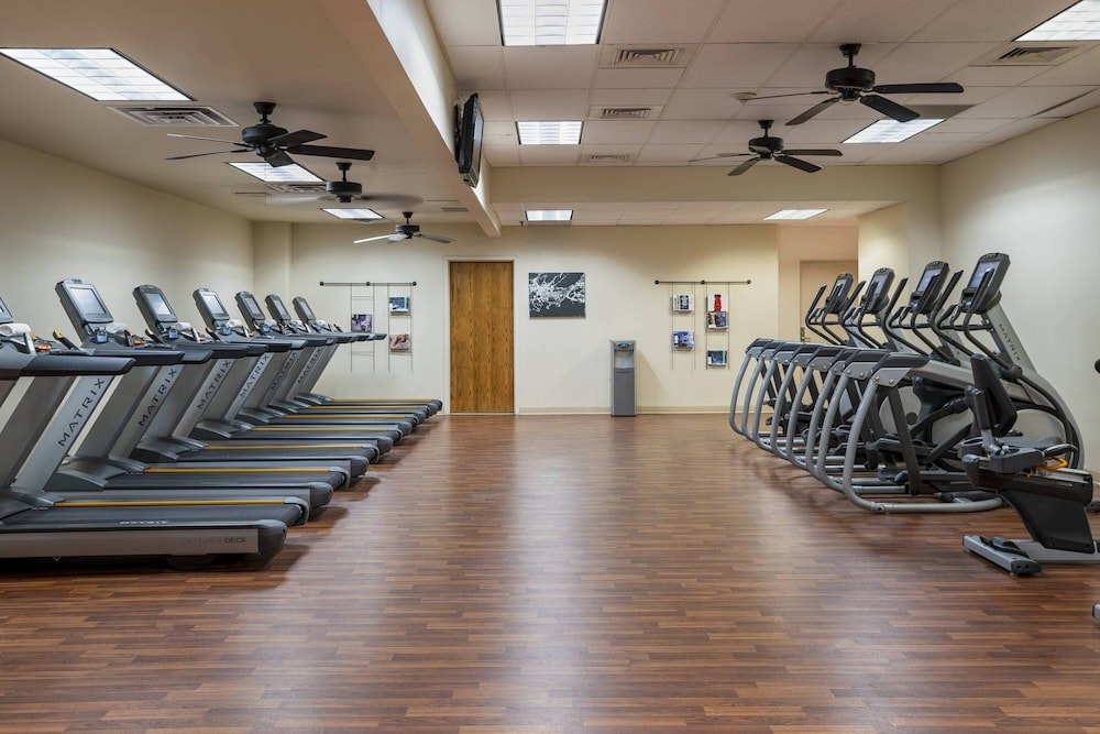Fitness Facility, The Worthington Renaissance Fort Worth Hotel