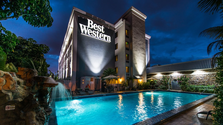 Best Western Plus Hollywood/Aventura