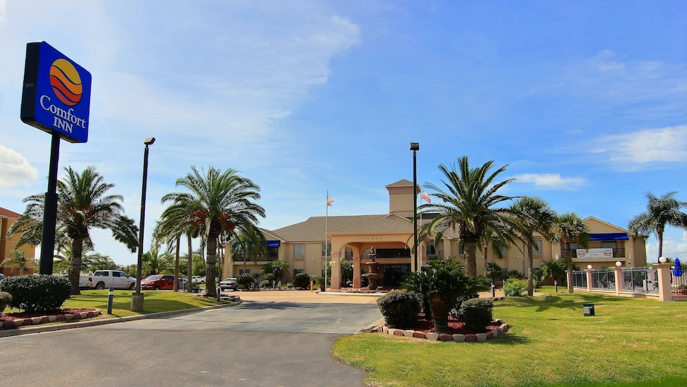 Front of Property, Quality Inn Ingleside - Corpus Christi