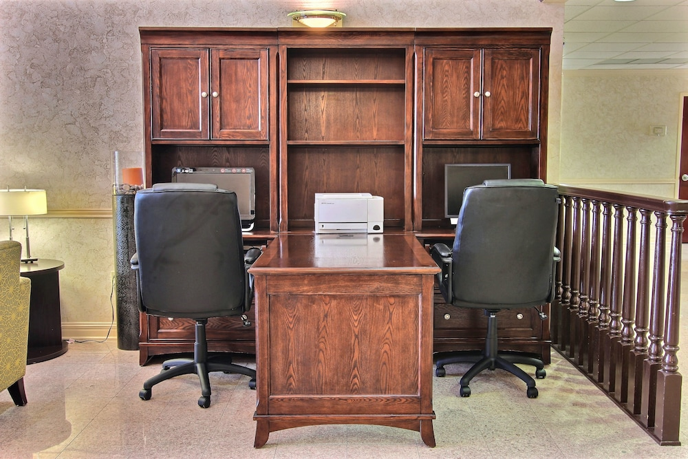 Business Center, Quality Inn Ingleside - Corpus Christi