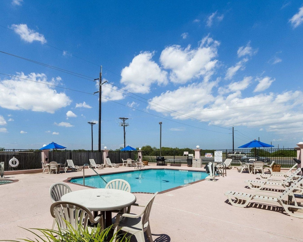 Pool, Quality Inn Ingleside - Corpus Christi