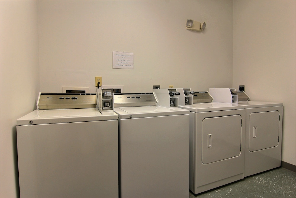 Laundry Room, Quality Inn Ingleside - Corpus Christi