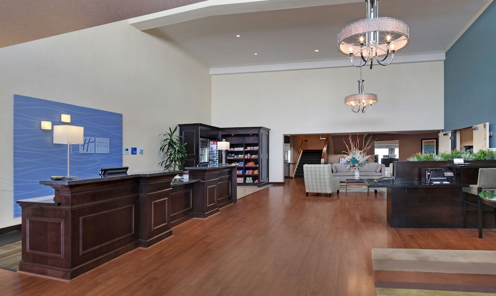 Interior Entrance, Holiday Inn Express Port Hueneme, an IHG Hotel