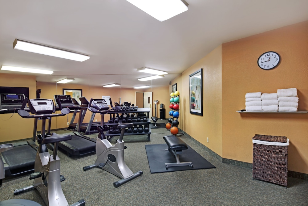 Gym, Holiday Inn Express Port Hueneme, an IHG Hotel
