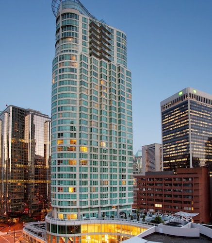 Check Expedia for Availability of Vancouver Marriott Pinnacle Downtown