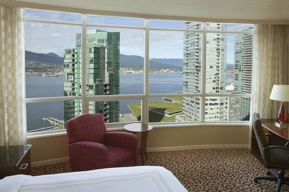 Vancouver Marriott Pinnacle Downtown Hotel Expedia