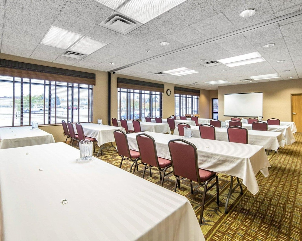 Meeting Facility, Quality Inn & Suites Casper near Event Center