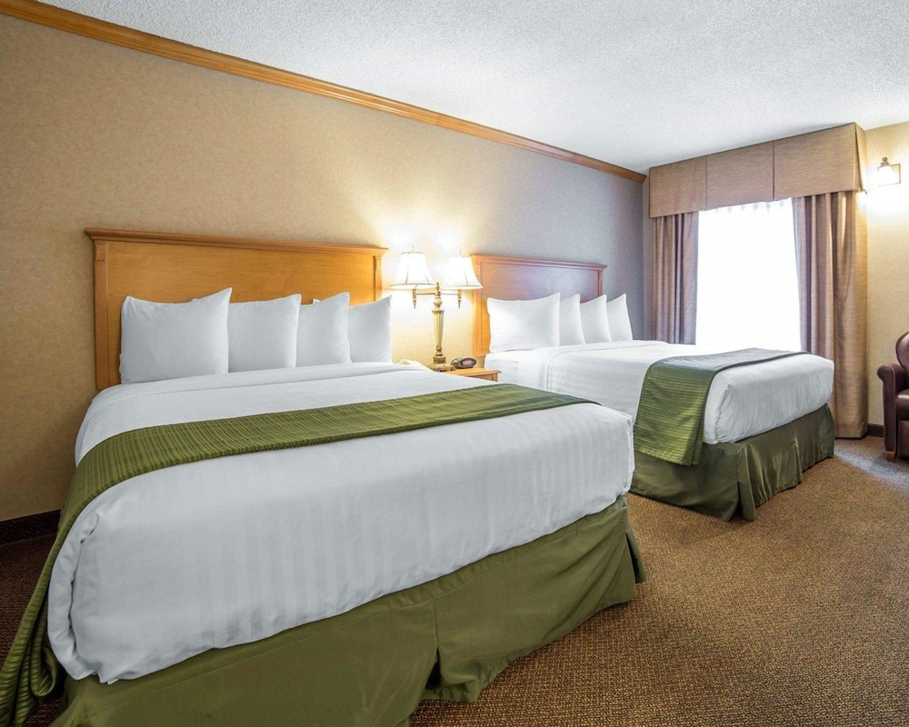 Room, Quality Inn & Suites Casper near Event Center