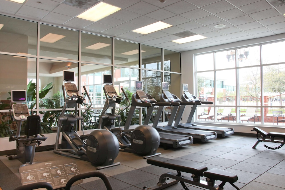 Fitness Facility, Embassy Suites by Hilton Charleston Airport Convention Ctr