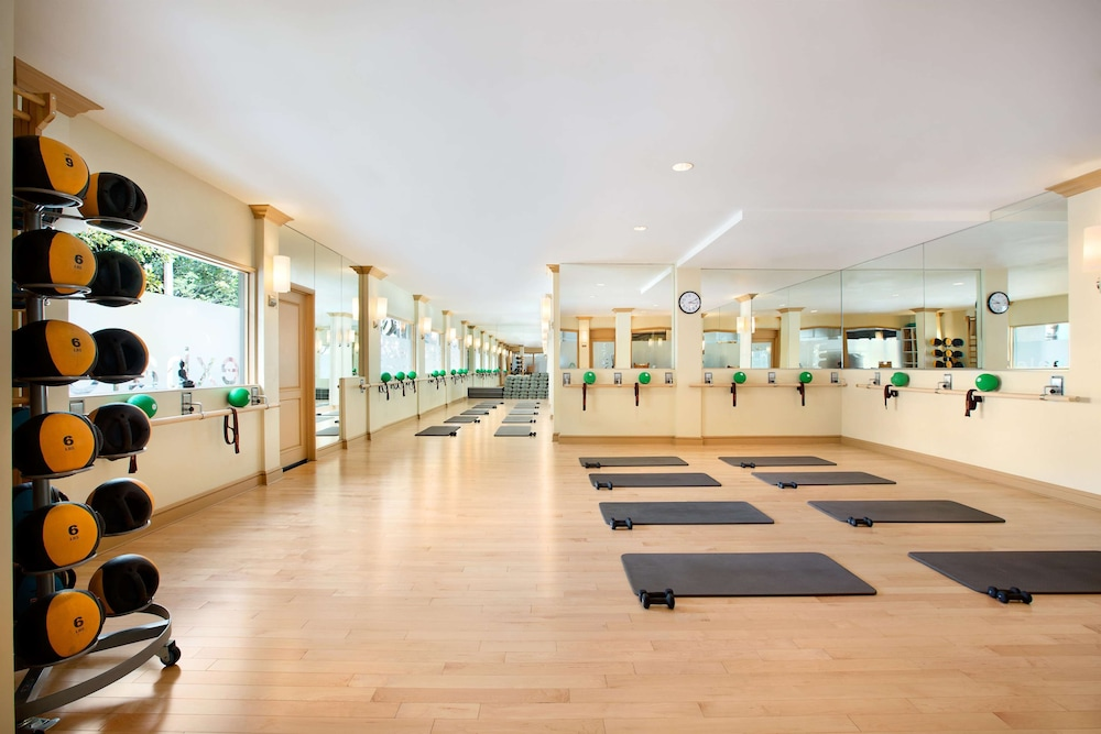 Fitness Facility, Fairmont Miramar Hotel & Bungalows