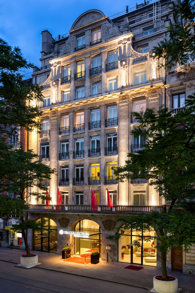 Nh collection brussels centre deals reviews brussels for Hotel collection hotels