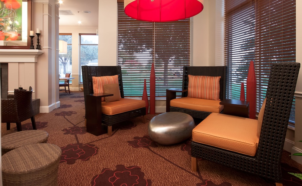 hilton garden inn fort worth fossil creek 30 out of 50 lobby lobby lounge - Hilton Garden Inn Fort Worth