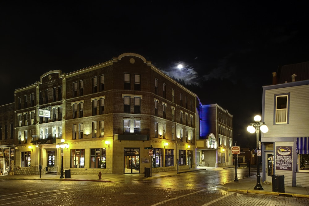Exterior, Holiday Inn Express Hotel & Suites Deadwood-Gold Dust Casino, an IHG Hotel