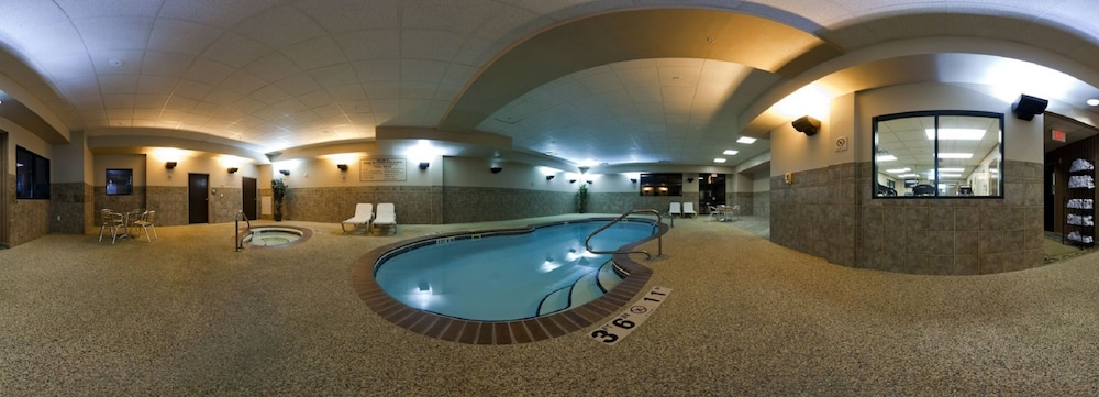 Indoor Pool, Holiday Inn Express Hotel & Suites Deadwood-Gold Dust Casino, an IHG Hotel