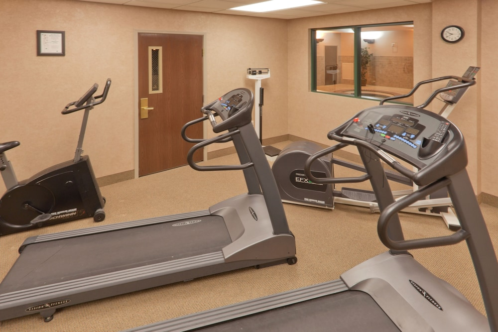 Fitness Facility, Holiday Inn Express Hotel & Suites Deadwood-Gold Dust Casino, an IHG Hotel