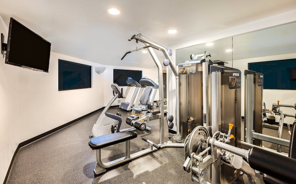 Fitness Facility, Holiday Inn Express Hotel & Suites San Jose-Morgan Hill, an IHG Hotel